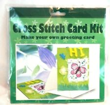 Make your own card kit ebay cross stitch card kit make your own greeting card diy card kit eh00223 m4hsunfo