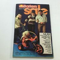 VTG Barkers Lowest Price Guide Catalog of The Year Rare 1970s