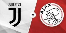 Champions League Quarter-finals 2nd leg 2019 - Juventus - Ajax DVD Full Match