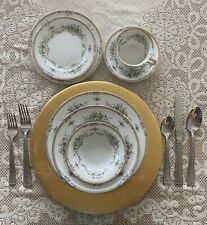 Noritake Fine China 87 Piece Dinnerware Set For 8 Includes Serving Pi 00006000 eces