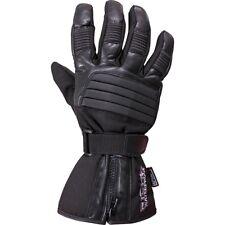Richa Ladies 9904 Winter Waterproof Motorcycle Motorbike Glove - Black M
