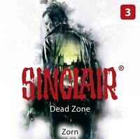 STAFFEL 1: DEAD ZONE,FOLGE 3: ZORN SINCLAIR - SINCLAIR,JOHN  2 CD NEW