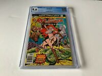 RED SONJA 1 CGC 9.6 SHE DEVIL WITH A SWORD MARVEL COMICS 1977