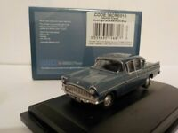 Model Car, Cresta Vauxhall  -  blue, 1/76 New