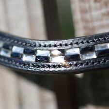 Kieffer Victoria Snaffle Bridle - Oversized/Extra Full - Black