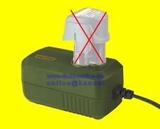 PROXXON 29890 Akku Schnellladegerät LG/A OHNE Akku für Micromot Akku Geräte NEU