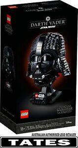 LEGO 75304 Darth Vader Helmet - Star Wars from Tates Toyworld