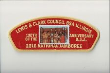 Lewis And Clark Council 2010 JSP 100th Anniversary (Red)