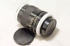 Canon FD 135mm F3.5 MF [32770]