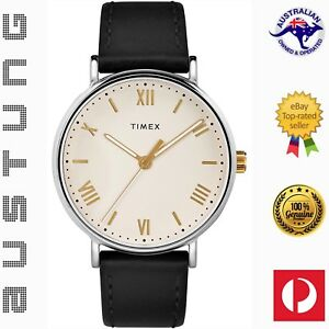 Timex Men's Southview 41mm Leather Strap Watch TW2R82400