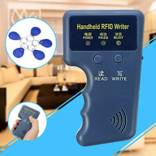 Handheld RFID Writer 125KHz ID Card Copier Duplicator with 5 Writable Key Tags