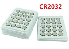 20PCS CR2032 CR 2032 3V Coin Button Cell Battery For Watch Toy Remote PT