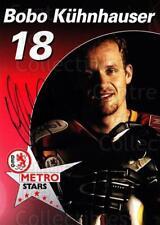 2003-04 German DEG Metro Stars Postcards #12 Bobo Kuhnhauser