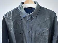 Diesel Jeanshemd Sofier 0604Q Denimshirt Denim Hemd Jeans Coated Classic