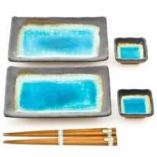 Japanese Ceramic Sushi Dish Soy Sauce Wasabi Dishes Plates