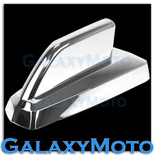 01-15 Chevy Silverado Dummy Decorated Chrome Add-On Cab Shark Fin Antenna Cover