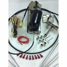 1931-50 Chevy Wiper Kit w Wiring Harness windshield parts safe driving gasser