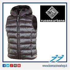 GILET TUCANO URBANO HOT DOG LADY 8854-N NERO TG. 38