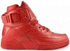 Calzado de hombre zapatillas de baloncesto de color principal rojo