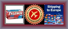 Tylenol PM  Extra Strength Pain reliever sleep aid-FREE WORLDWIDE SHIPPING