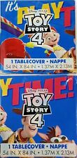 Toy Story 4 Plastic Table Cover Kids Birthday Party Supplies Decoration ~ Woody