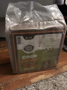 COCO COIR BOOST - 5KG (75L)   PLANT FOOD   COIR COMPOST   SLOW RELEASE