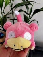 "Slowpoke Plush  Toy 8.5"" Long OFFICIAL SANEI"