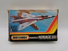 Matchbox 1/72 Dassault Mirage IIIC