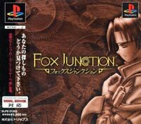 Fox Junction PS1 Trips Sony PlayStation 1 From Japan