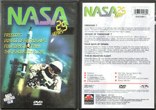 NASA 25 YEARS - DVD - VOL. 1 - FOUR DAYS OF GEMINI, THIS IS HOUSTON FLIGHT