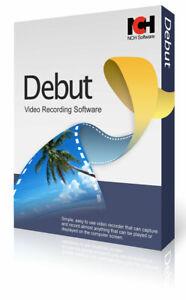 Debut - Screen Recorder Video Capture Recording Software