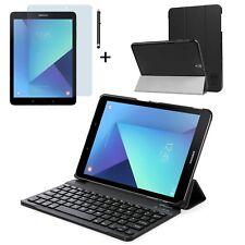 "Starter Set: Keyboard, Case & Stylus Pen For Samsung Galaxy Tab S3 9.7"""