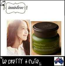 Innisfree Green Tea Seed Cream 50ml Antioxidant Moisturiser Australia