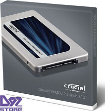 "Crucial 525GB MX300 SATA 2.5"" 7mm with 9.5mm adapter SSD"