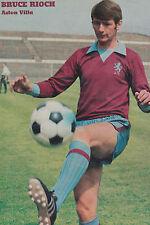 Football Photo>BRUCE RIOCH Aston Villa 1970s