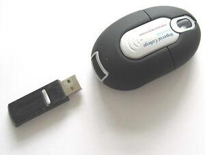 MINI USB OPTICAL WIRELESS MOUSE. WINDOWS XP, VISTA, 7 & 8 & 10