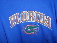 NWT FLORIDA GATORS SWEATSHIRT HOODIES XLARGE SEWN ON