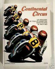 Motorrad Continental Circus Resultats Grand Prix 69  83