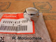 Honda CB 750 Sevenfifty Tête D'Articulation Control Head Nut Chrom New Steering