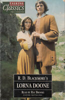 R D Blackmore Lorna Doone Talking Classics 2 Cassette Audio Book Abridged