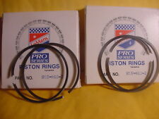 YAMAHA GP338/  GS340/ EX340/ SL338 - .50 Oversize PISTON RINGS  - NOS - 2 Sets