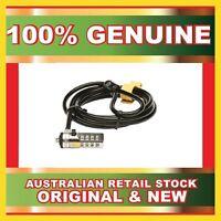 2 x GENUINE KENSINGTON DESKTOP Laptop Combination Cable Laptop Lock K64673AM NEW
