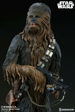 Star Wars Iv: Anh~Chewbacca~Premium Format Figure~Le-1500~Sideshow~M isb
