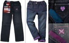 Jeans coupe classique/droite pour fille de 2 à 16 ans