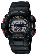 Casio G-Shock Men's Mudman Digital Black Resin Band Sport 46mm Watch G9000-1V