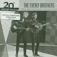 The Everly Brothers, - Best of Millennium Collection [New CD]