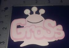 Gross Pink Bug - Printed Die Cut - scrapbook, cards, crafts