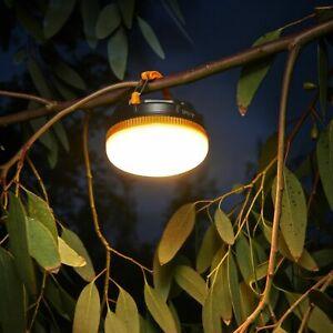 Super Bright Light USB Rechargeable Hanging Gazebo Lamp LED Camping Tenr Lantern