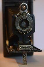 RARE Appareil photo 1913 Kodak Eastman Rochester ball bearing ancien à soufflet