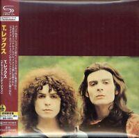 T. REX-T. REX: DELUXE EDITION-JAPAN MINI LP 2 SHM-CD Ltd/Ed I50